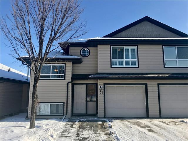 103 Fairways Drive NW #31, Airdrie, AB T4B 2Y5 (#C4162280) :: The Cliff Stevenson Group