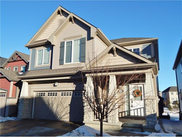 34 Windcreek Terrace SW, Airdrie, AB T4B 0Y4 (#C4162281) :: The Cliff Stevenson Group