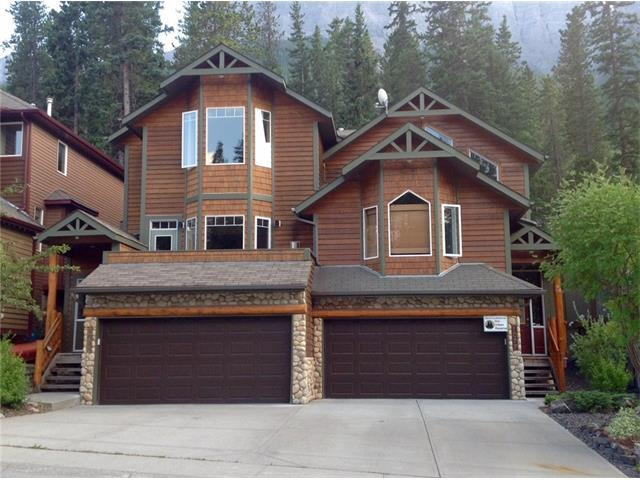 1073 Lawrence Grassi Ridge, Canmore, AB T1W 3C3 (#C4162294) :: The Cliff Stevenson Group