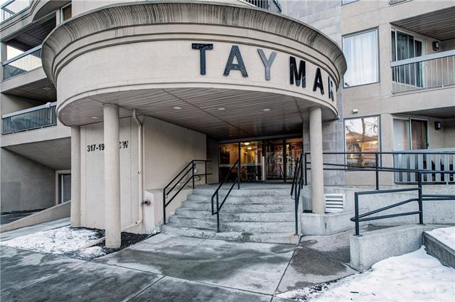 317 19 Avenue SW #409, Calgary, AB T2S 0E1 (#C4162306) :: The Cliff Stevenson Group