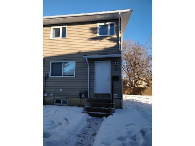 1111 Canterbury Drive SW #6, Calgary, AB T2W 3G4 (#C4162395) :: Redline Real Estate Group Inc