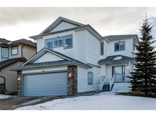554 Tanner Drive, Airdrie, AB T4A 2E7 (#C4162406) :: Redline Real Estate Group Inc