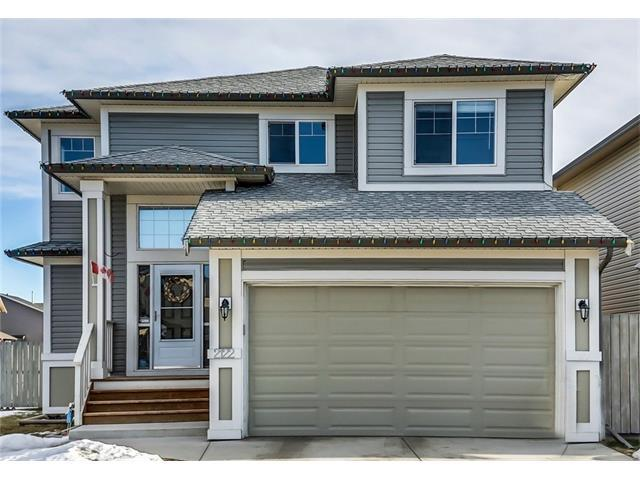 2122 Luxstone Boulevard SW, Airdrie, AB T4B 0C6 (#C4162425) :: The Cliff Stevenson Group