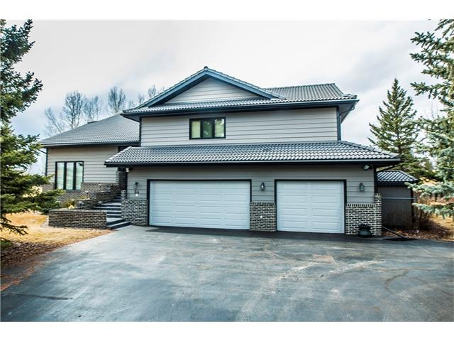 64 Pinetree Drive SW, Rural Rocky View County, AB T3Z 3K4 (#C4162433) :: Redline Real Estate Group Inc