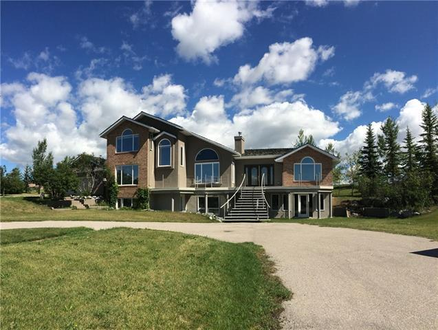 3 Windmill Way, Rural Rocky View County, AB T3Z 1H5 (#C4162444) :: Redline Real Estate Group Inc