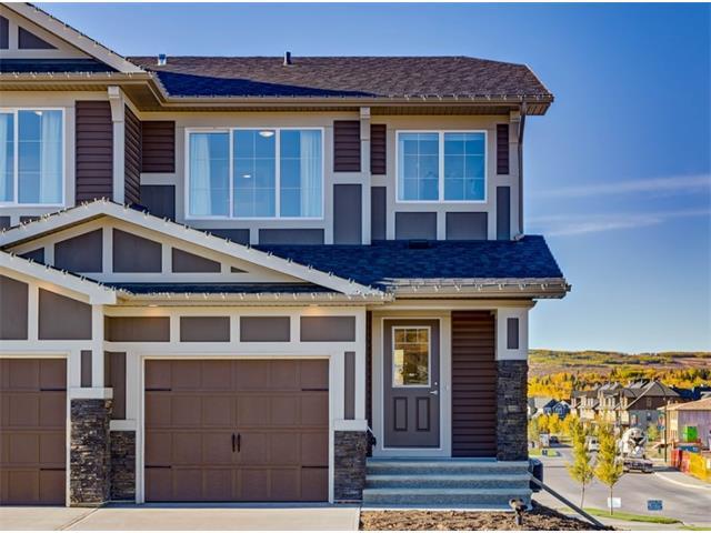 301 Heartland Crescent, Cochrane, AB T4C 2P7 (#C4162511) :: Your Calgary Real Estate