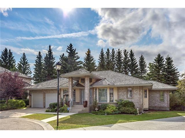 19 Baycrest Court SW, Calgary, AB T2V 5K1 (#C4162519) :: The Cliff Stevenson Group