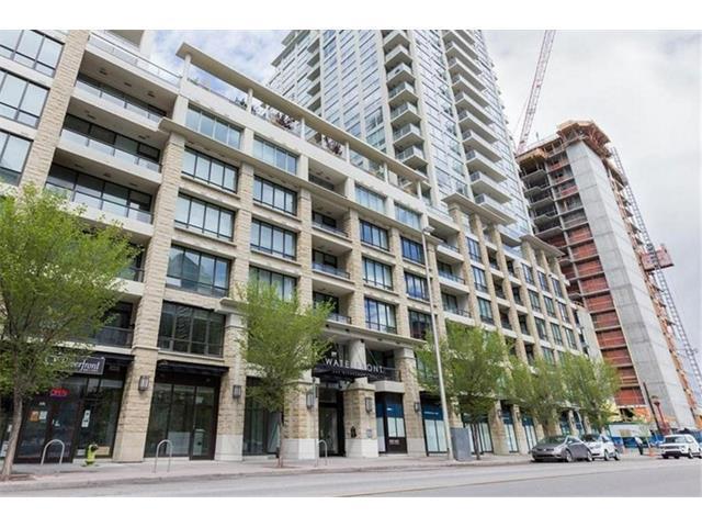 222 Riverfront Avenue SW #251, Calgary, AB T2P 4V9 (#C4162553) :: The Cliff Stevenson Group