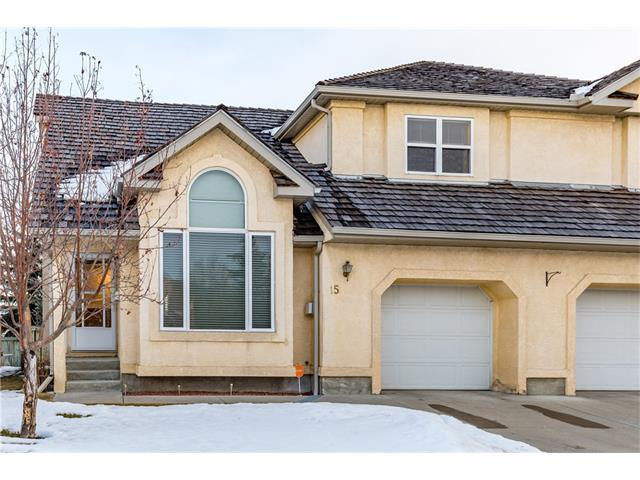 26 Quigley Drive #15, Cochrane, AB T0L 0W4 (#C4162653) :: Your Calgary Real Estate