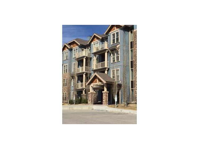 201 Sunset Drive #220, Cochrane, AB T4C 0H6 (#C4162753) :: Your Calgary Real Estate