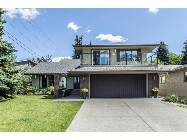 13820 Park Estates Drive SE, Calgary, AB T2J 3W2 (#C4162760) :: The Cliff Stevenson Group