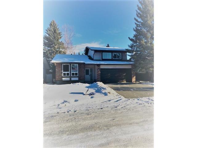 168 Woodside Circle SW, Calgary, AB T2W 3K3 (#C4162762) :: The Cliff Stevenson Group
