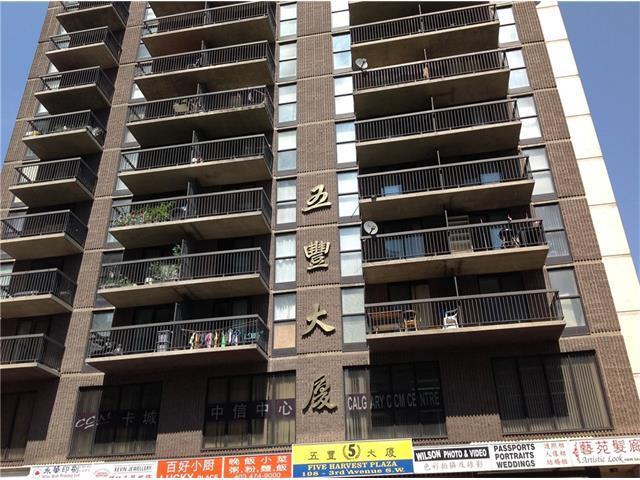 108 3 Avenue SW #907, Calgary, AB T2P 0E7 (#C4162777) :: The Cliff Stevenson Group
