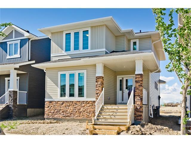 442 Redstone Drive NE, Calgary, AB T3N 0R1 (#C4162805) :: Redline Real Estate Group Inc