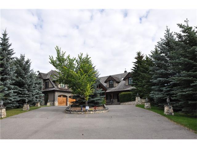 Deercreek Estate 48046 286 Avenue E, Rural Foothills M.D., AB T0L 0X0 (#C4162818) :: Carolina Paredes - RealHomesCalgary.com