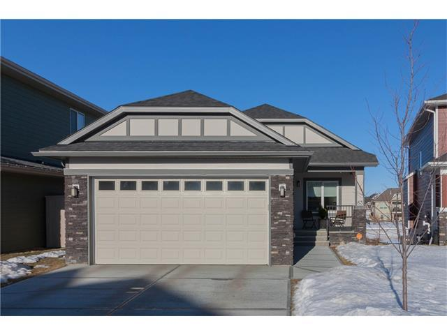 63 Cimarron Springs Circle, Okotoks, AB T1S 0M2 (#C4162839) :: The Cliff Stevenson Group