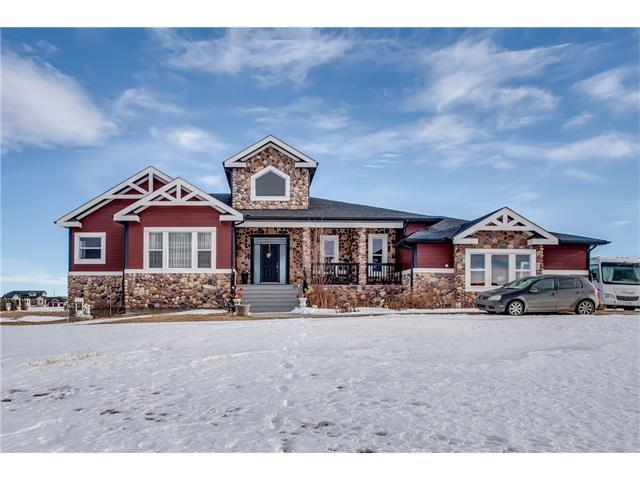 32085 Kodiak Springs Road, Rural Rocky View County, AB T4S 0B6 (#C4162854) :: The Cliff Stevenson Group