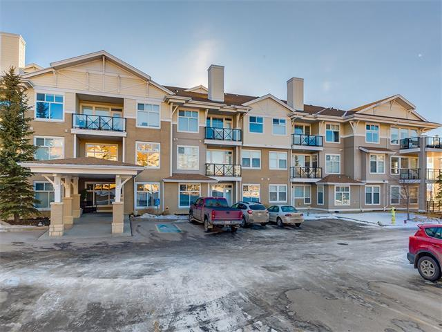 1010 Arbour Lake Road NW #3346, Calgary, AB T3G 4Y8 (#C4162888) :: Your Calgary Real Estate