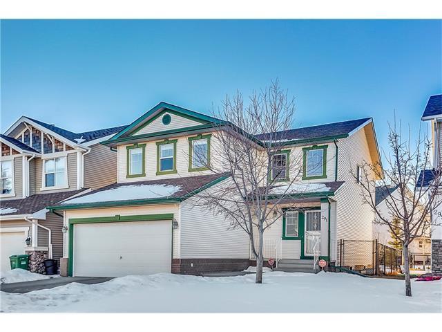 291 Cougar Ridge Drive SW, Calgary, AB T3H 4Z4 (#C4162906) :: The Cliff Stevenson Group