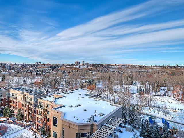 600 Princeton Way SW #1003, Calgary, AB T2P 5N4 (#C4162910) :: The Cliff Stevenson Group