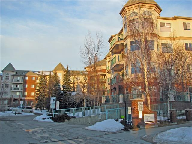 200 Lincoln Way SW #107, Calgary, AB T3E 7G7 (#C4162919) :: Your Calgary Real Estate