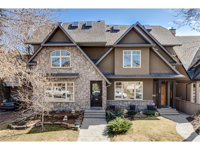728 4 Street NW, Calgary, AB T2N 1P2 (#C4162966) :: The Cliff Stevenson Group