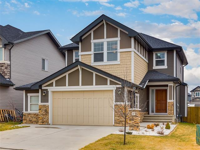 37 Cimarron Springs Way, Okotoks, AB T1S 0J4 (#C4162967) :: The Cliff Stevenson Group