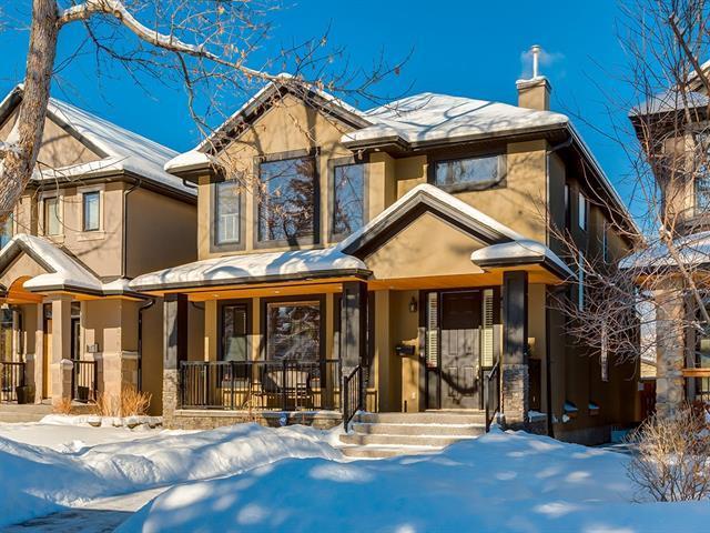 1934 47 Avenue SW, Calgary, AB T2T 2S4 (#C4162986) :: The Cliff Stevenson Group
