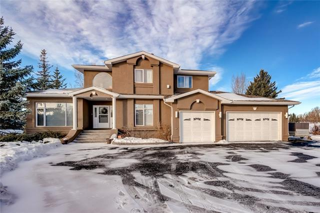 166 Rosewood Drive SW, Rural Rocky View County, AB T3Z 3K8 (#C4163109) :: Canmore & Banff