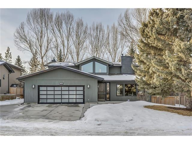 324 Pump Hill Gardens SW, Calgary, AB T2V 4M7 (#C4163124) :: The Cliff Stevenson Group