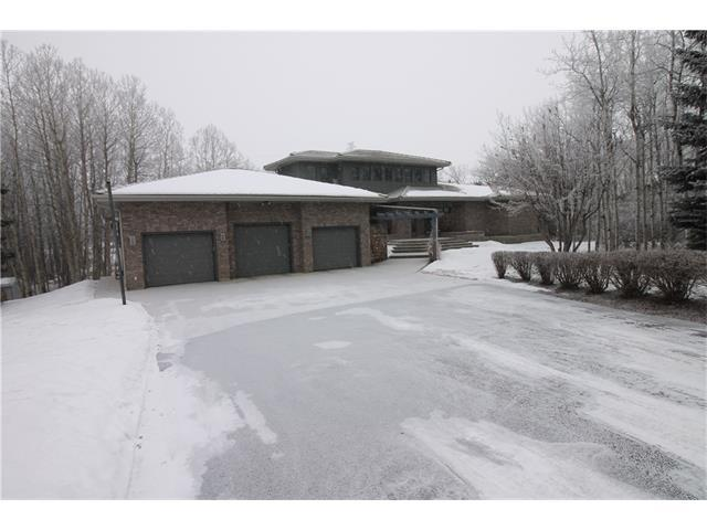 26 Bearspaw Ridge Crescent NW, Rural Rocky View County, AB T3R 1A3 (#C4163136) :: The Cliff Stevenson Group