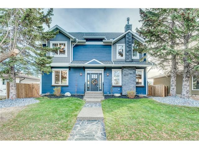 14 White Oak Crescent SW, Calgary, AB T3C 3J6 (#C4163185) :: The Cliff Stevenson Group