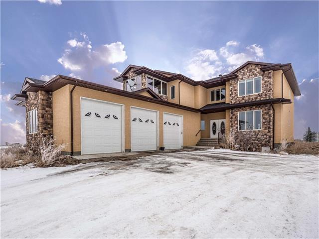 280135 Township Road 242, Chestermere, AB T1X 0M5 (#C4163192) :: Canmore & Banff