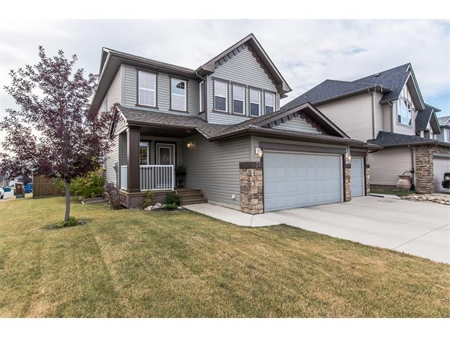 37 Drake Landing Drive, Okotoks, AB T1S 0C1 (#C4163236) :: The Cliff Stevenson Group