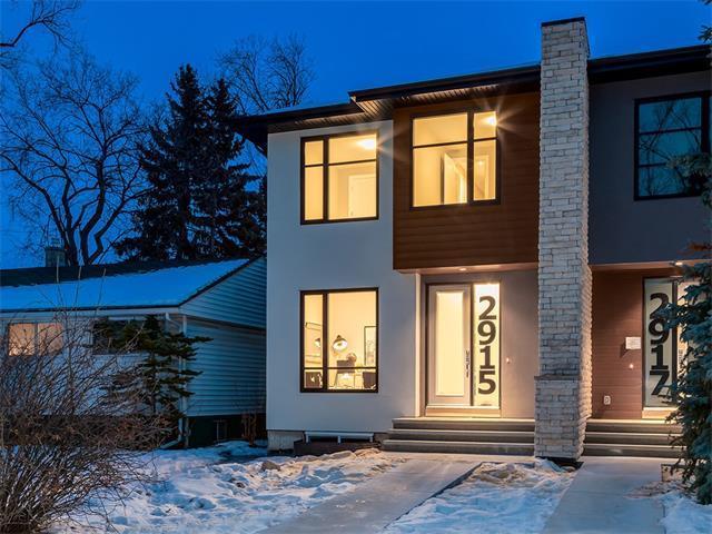 2915 7 Avenue NW, Calgary, AB T2N 1B3 (#C4163258) :: The Cliff Stevenson Group