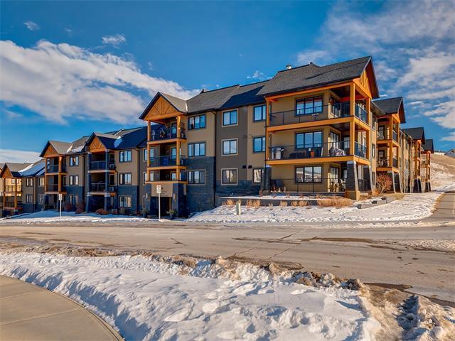 103 Valley Ridge Manor NW #208, Calgary, AB T3B 6C5 (#C4163313) :: Redline Real Estate Group Inc