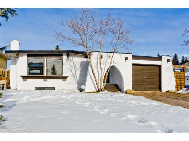 372 Cantrell Drive SW, Calgary, AB T2W 2E4 (#C4163428) :: Redline Real Estate Group Inc