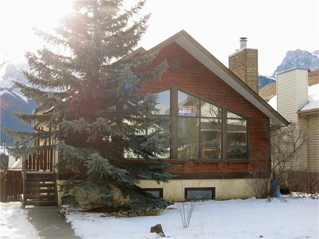 9 Riverstone Road, Canmore, AB T1W 1J4 (#C4163472) :: Redline Real Estate Group Inc
