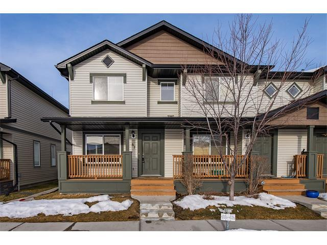 105 Drake Landing Common #87, Okotoks, AB T1S 0C9 (#C4163479) :: The Cliff Stevenson Group
