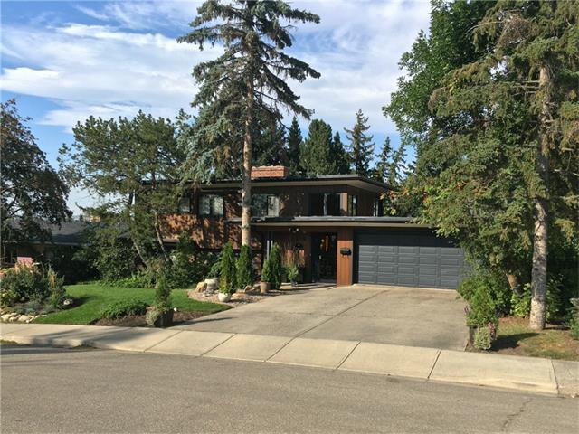 2316 Sunset Avenue SW, Calgary, AB T3C 2M8 (#C4163573) :: Redline Real Estate Group Inc