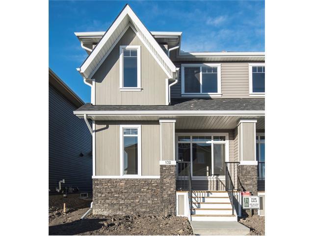 35 Emberside Hollow, Cochrane, AB T4C 2L6 (#C4163624) :: Redline Real Estate Group Inc