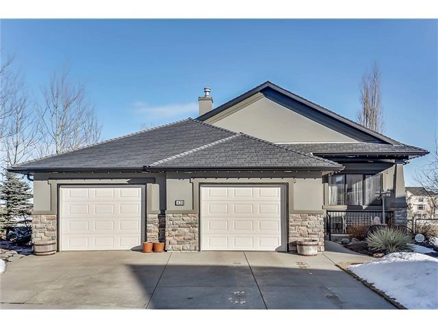 430 Fairways Mews NW, Airdrie, AB T4B 2W9 (#C4163669) :: The Cliff Stevenson Group