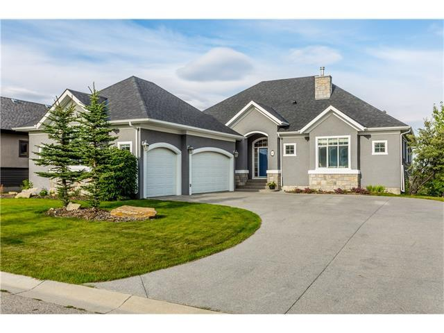 116 Whispering Woods Terrace, Rural Rocky View County, AB T3Z 3C8 (#C4163673) :: The Cliff Stevenson Group