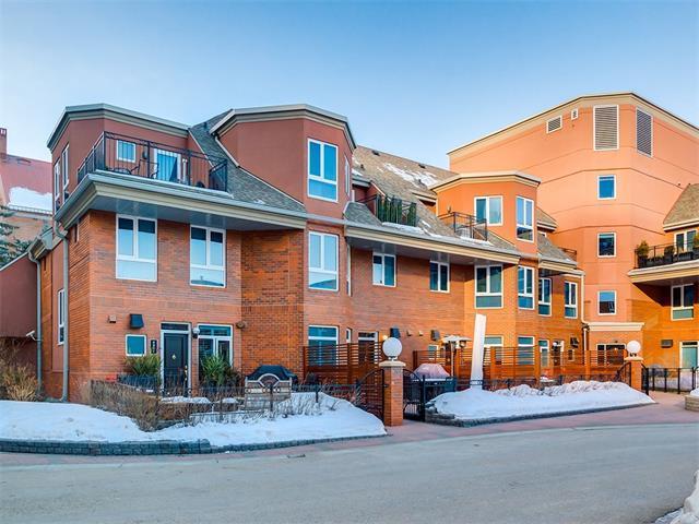 400 Eau Claire Avenue SW #2202, Calgary, AB T2P 4X2 (#C4163694) :: The Cliff Stevenson Group