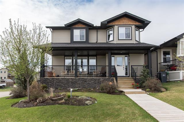 1949 High Country Drive NW, High River, AB T1V 0A5 (#C4163791) :: Canmore & Banff