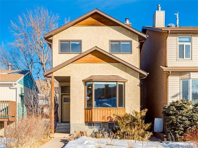 4824 19 Avenue NW, Calgary, AB T3B 0S7 (#C4163798) :: Redline Real Estate Group Inc