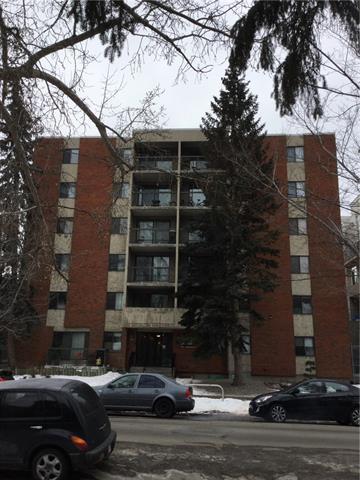 523 15 Avenue SW #205, Calgary, AB T2R 0R3 (#C4163836) :: Canmore & Banff
