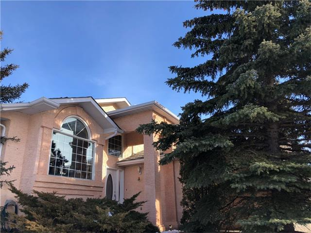70 Riverview Drive, Cochrane, AB T0L 0W5 (#C4163840) :: Your Calgary Real Estate