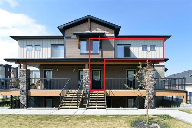 2461 Baysprings Link SW #1723, Airdrie, AB T4B 4C6 (#C4163846) :: The Cliff Stevenson Group