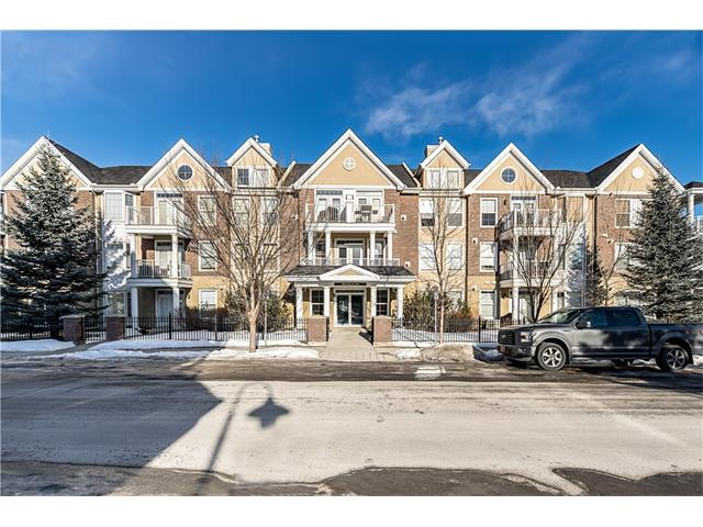 3651 Marda Link SW #307, Calgary, AB T2T 6J7 (#C4163852) :: Redline Real Estate Group Inc